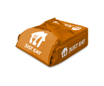 Just Eat branded Pizza Delivery Bag 16""