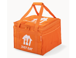 Medium Hot Food Delivery Bag RECYCLED RANGE - Copy