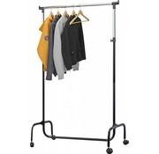 Storage Solutions Verstelbaar Kledingrek (80x44x170cm)