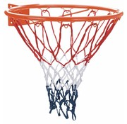 XQ-Max Luxe basketbalring met net - 46cm - official size