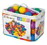 Intex 100 Ballenbak ballen - groot - Ø8cm - met opbergtas