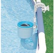 Intex Deluxe zwembad oppervlakte water skimmer