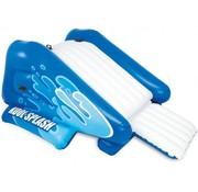 Intex Kool splash - opblaasbare glijbaan - met sproeiers - 333x206x117cm