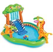 Intex Jungle - speelzwembad - 216x188x124cm