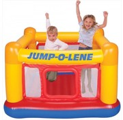 Intex Jump-O-Lene - opblaasbaar springkussen - 174x174x112cm