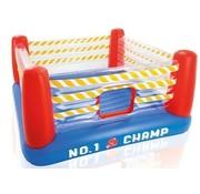 Intex Opblaasbare boksring trampoline Jump-O-Lene (226x226x110cm)