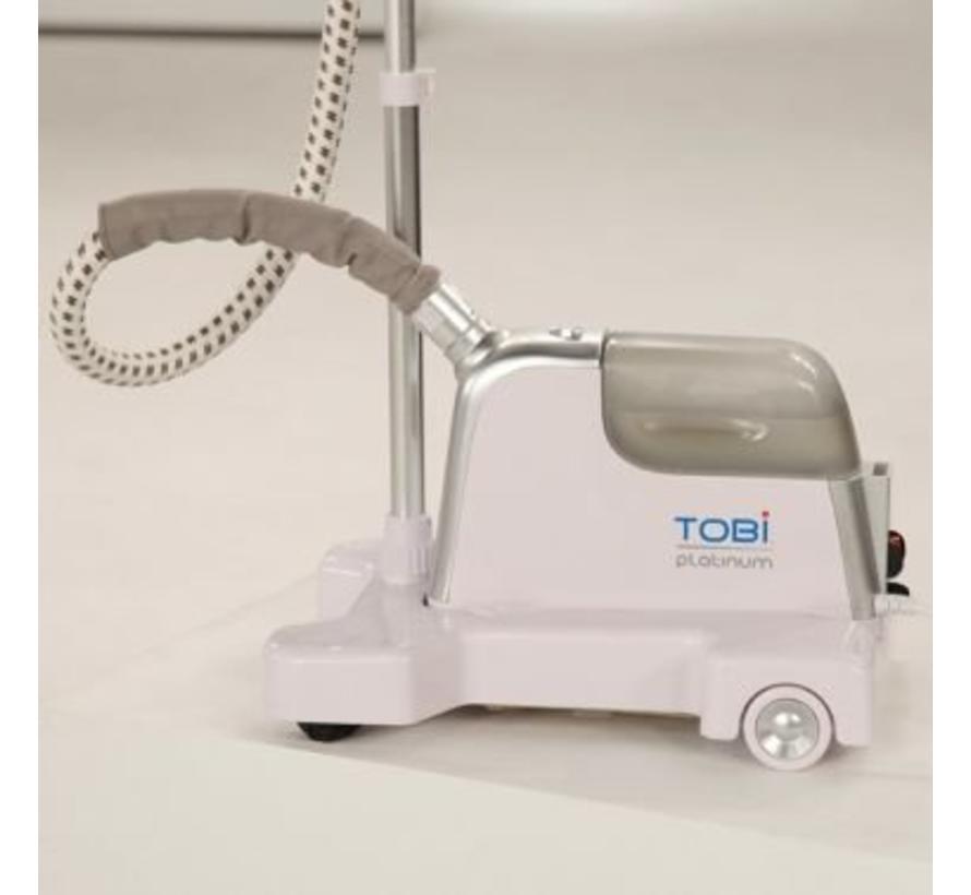 Tobi Platinum - stomer / kledingstomer / stoomreiniger