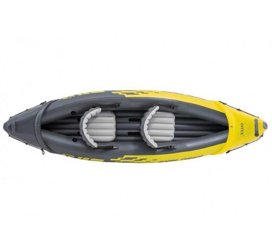 Opblaasbare kajak set Explorer K2
