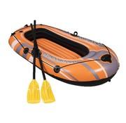 Bestway Opblaasbare Raft Boot Kondor 1000 Set