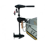 Intex Elektrische buitenboordmotor - zwart - 420 Watt - 91,4cm hoog