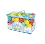 Bestway Fisher Price - 100 ballenbak ballen - Ø6,5cm diameter