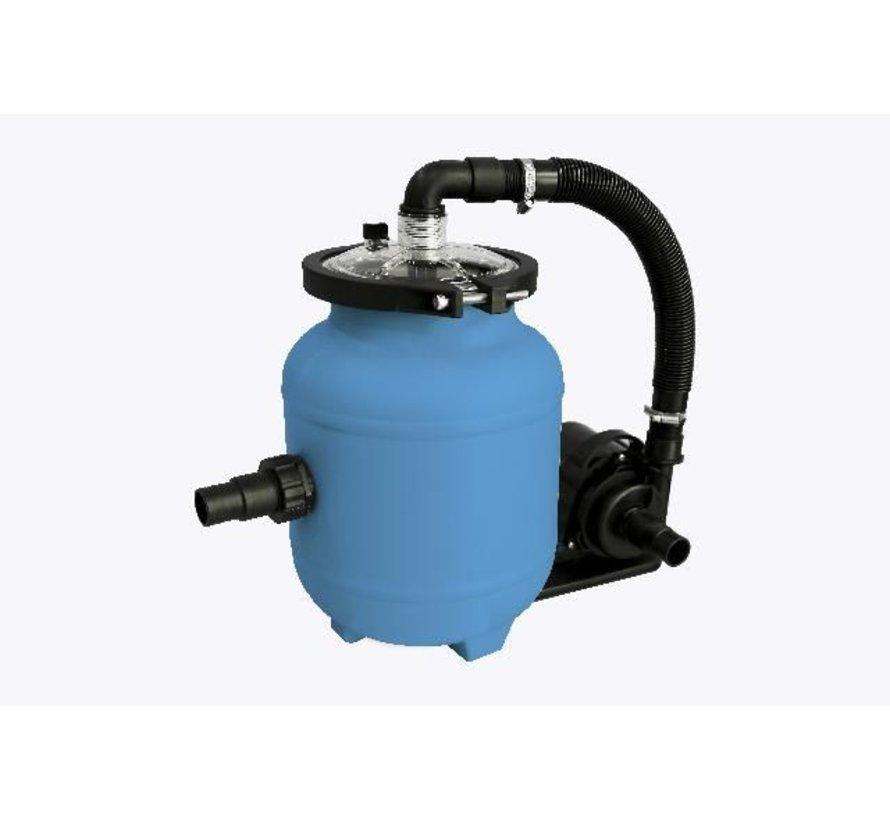 Filterpomp Speed Clean - Polysphere / Aqualoon - 4 m3/u