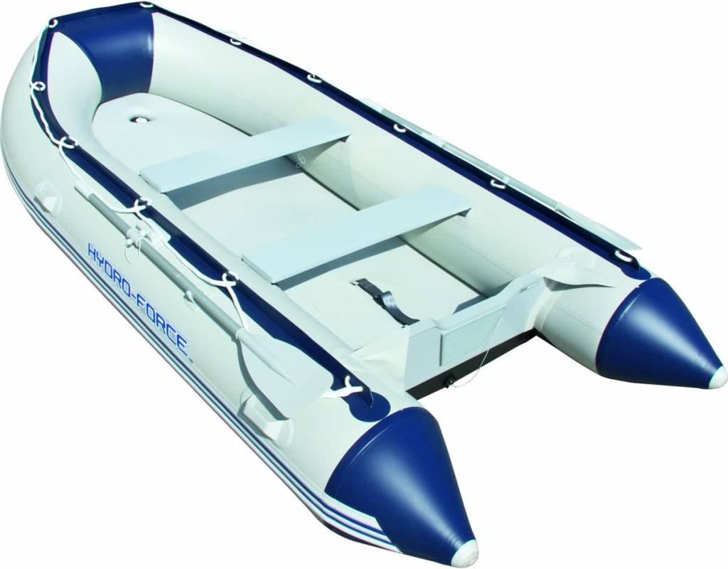 Hydro-Force Opblaasbare Boot Sunsaille 380 Set Bestway
