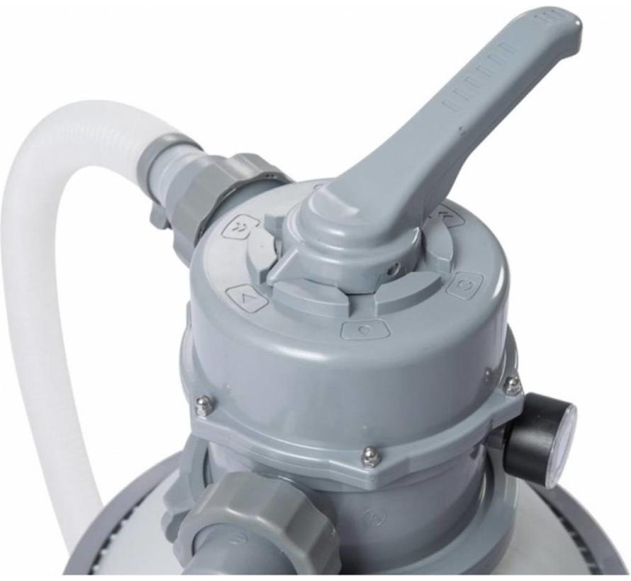Zandfilterpomp Flowclear 2 m3/u