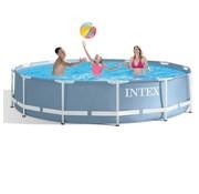 Intex Prism frame zwembad (Ø366cm - 76cm hoog)