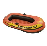 Intex Opblaasbare Raft Boot Explorer Pro 200