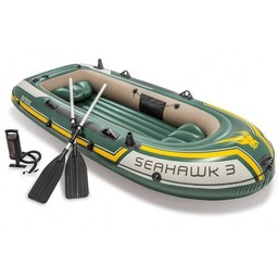 Intex Opblaasbare Boot set Seahawk 3