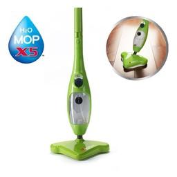 Bekend van TV Stoomreiniger H2O Mop X5 - Groen
