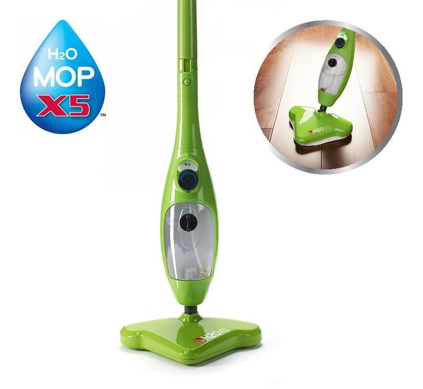 Stoomreiniger H2O Mop X5 - Groen Huismerk groen