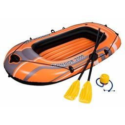 Bestway Opblaasbare Raft Boot Kondor 2000 Set