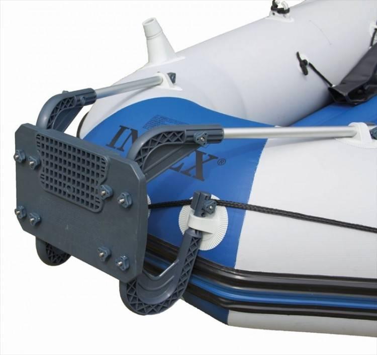 Motorsteun (voor buitenboordmotoren van max. 3,5 PK) Intex