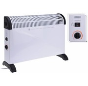 Excellent Electrics Convector kachel 2000 Watt