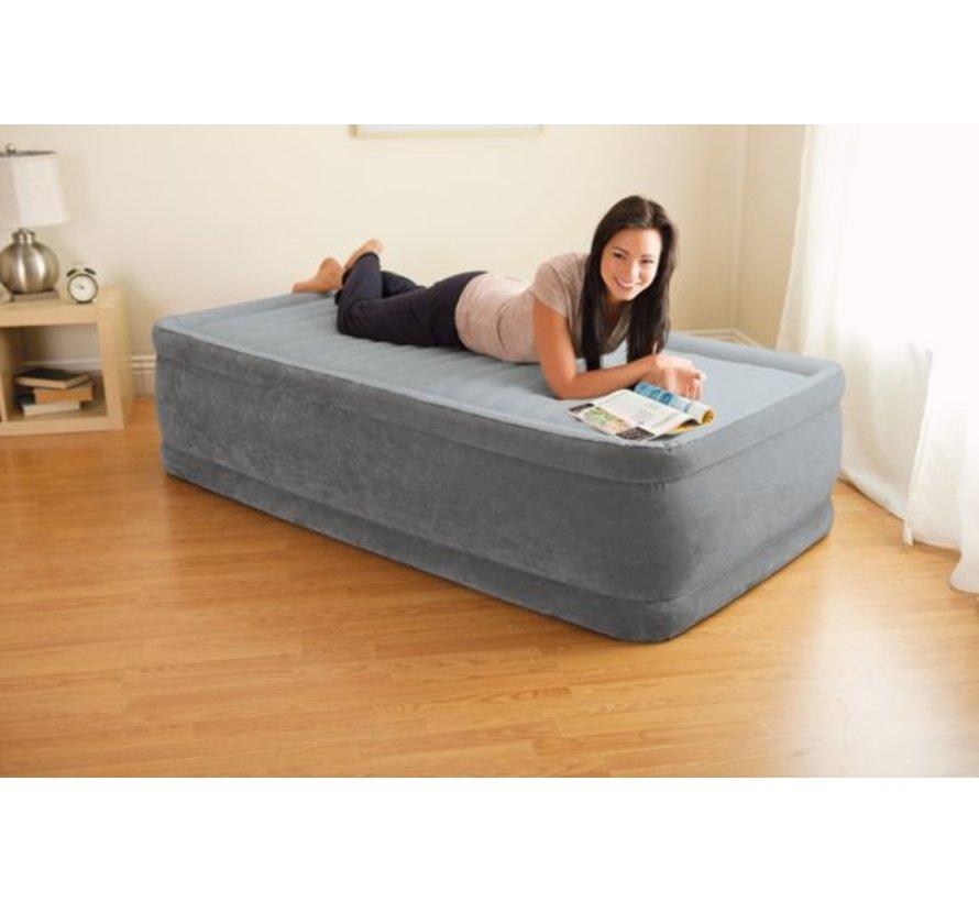 Comfort-Plush Zelfopblazend 1-persoons luchtbed (191x99x46cm)