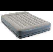 Intex Queen Pillow Rest Zelfopblazend 2-persoons luchtbed (203x152x30cm)