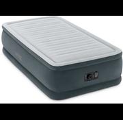Intex Comfort-Plush Zelfopblazend 1-persoons luchtbed (191x99x46cm)