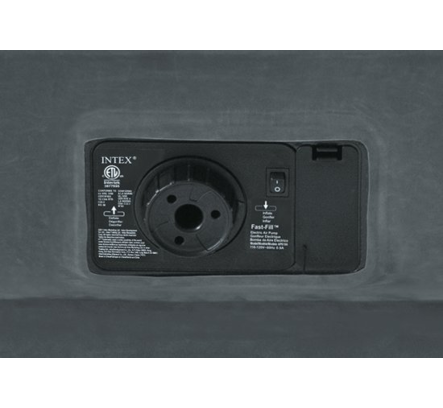 1-Persoons Comfort-Plush zelfopblazend luchtbed - 191x99x46cm
