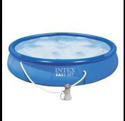 Intex Zwembad Easy Set Incl. Filter/Pomp (Ø:457cm, H:84cm)