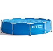 Intex Metal frame zwembad (Ø:305cm - 76cm hoog)