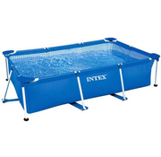 Intex Metalen frame zwembad - rechthoekig - 260cm x 160cm x 65cm