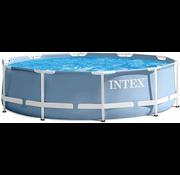 Intex Prism - metalen frame zwembad - Ø305cm x 76cm