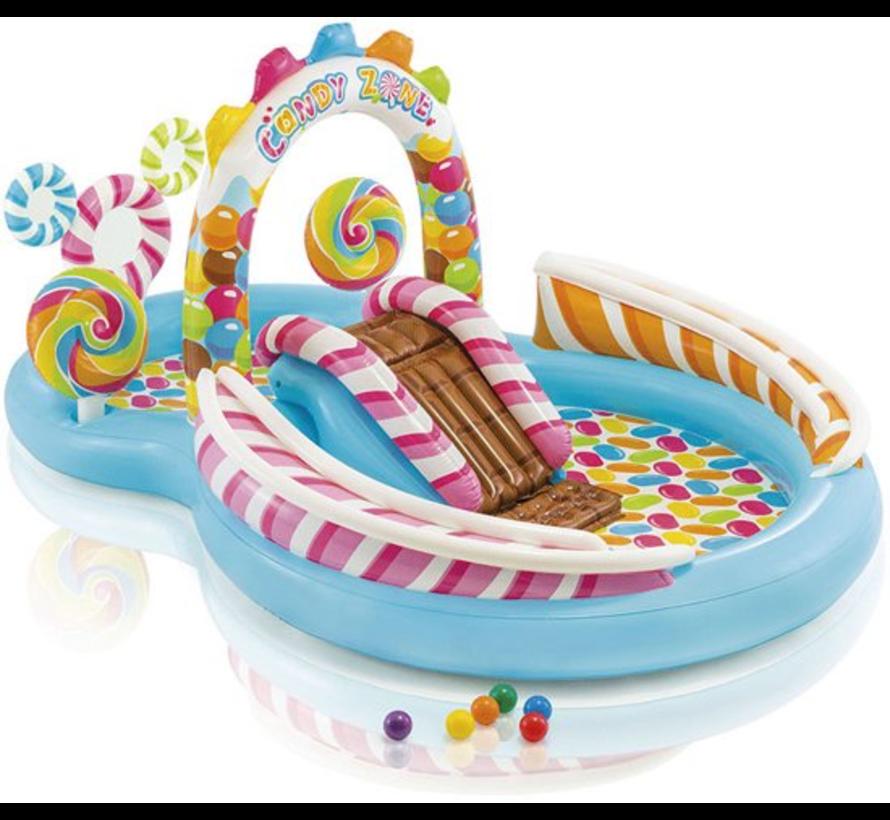 Candy Zone speelzwembad