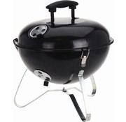 BBQ Equipment Ronde tafelbarbecue - zwart