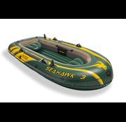 Intex Opblaasbare Boot Seahawk 3