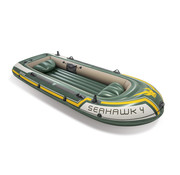 Intex 4-Persoons opblaasbare boot - Seahawk 4