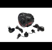 Intex QuickFill® - elektrische luchtpomp - 12V & 220V - met accu - met 3 mondstukken