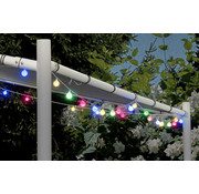 Party Lighting Feestverlichting - 80 LED lampen - multi color - 19 Meter