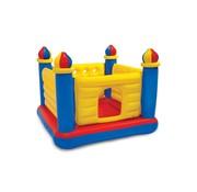 Intex Jump-O-Lene - opblaasbaar springkasteel - 174x174x135cm