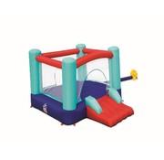 Bestway Spring n' Slide - Opblaasbaar springkussen met glijbaan