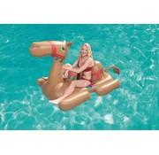Bestway Floatin' Fashion - opblaasbare MEGA kameel - 221x132cm