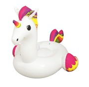 Bestway Floatin' Fashion - opblaasbare MEGA Unicorn - 224x164cm