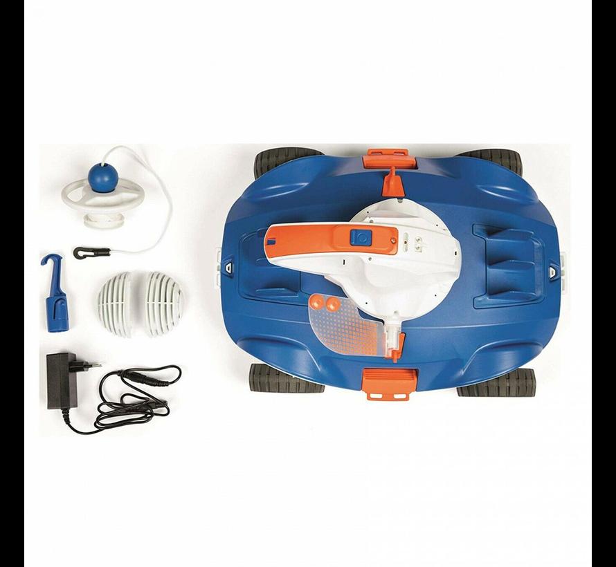 Flowclear - Aquatronix - zwembad bodemstofzuiger - met 4,5 Liter vuilopvangbak