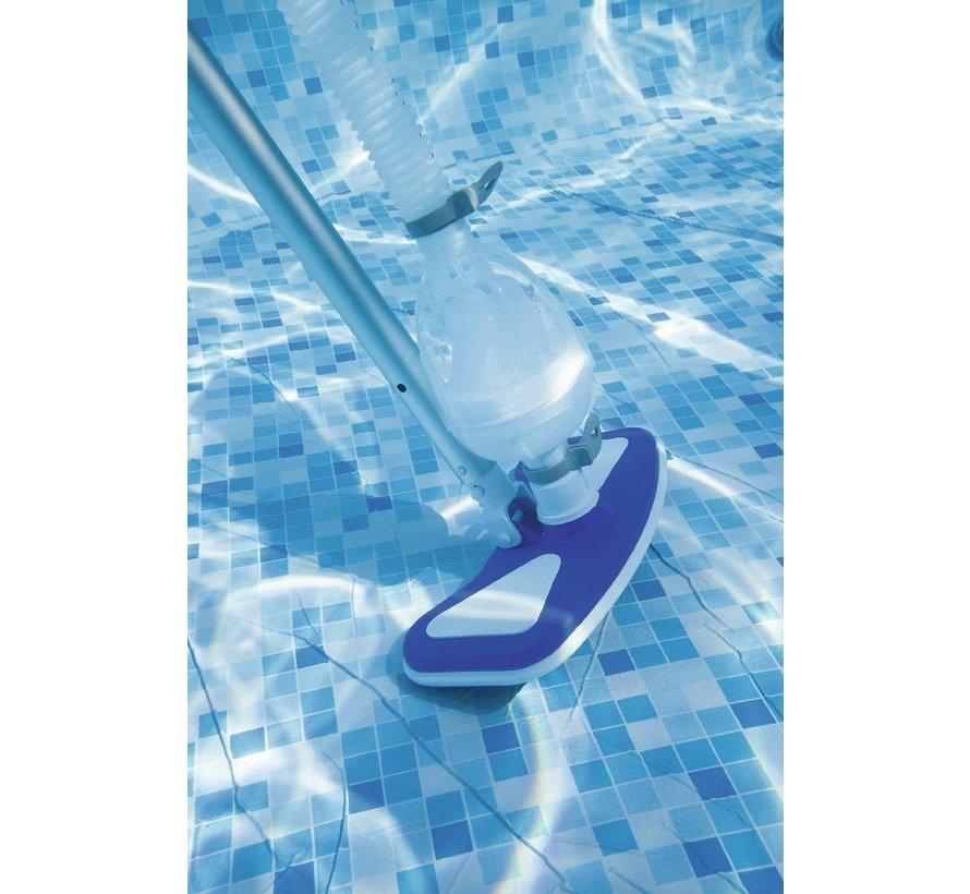 Flowclear - deluxe zwembad onderhoudskit