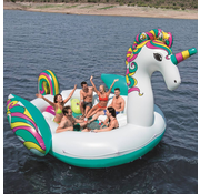 Bestway Floatin' Fashion - opblaasbare SUPERSIZED unicorn - 590x404cm