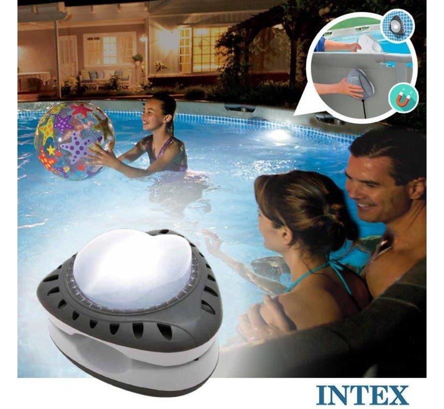 Magnetische onderwater zwembad LED lamp - multi color