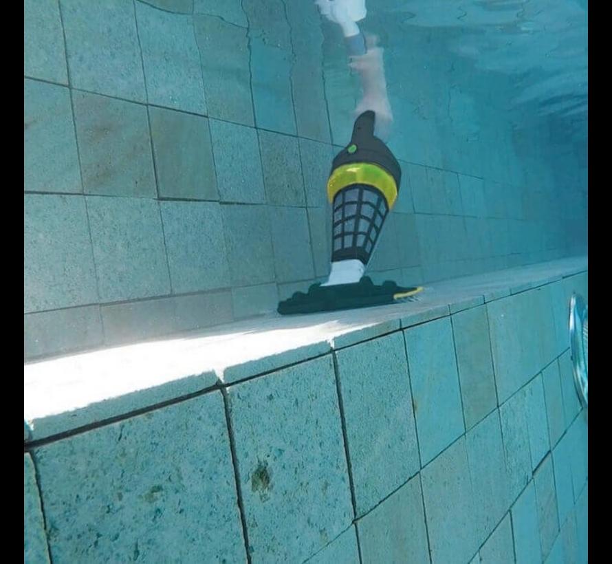 Oplaadbare Spa- en zwembadstofzuiger - G7 - 95L/min