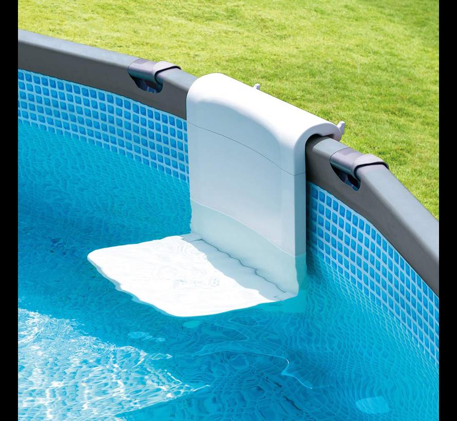 Opklapbaar zwembadstoeltje